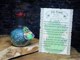 Potion set Amortentia, Draught of Living Death, Floo Powder