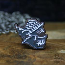 Dark Souls pin Firelink Helmet Soul of Cinder
