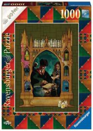 Harry Potter Potions Class Puzzle 1000 pieces Official Merchandise