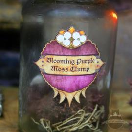 Dark Souls geïnspireerde potion Blooming Purple Moss Clump