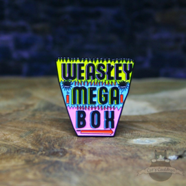 Harry Potter Pin Weasley Mega Box