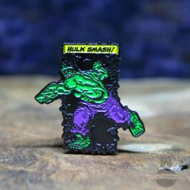 The Incredible Hulk pin Marvel Comics HULK SMASH!