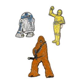 Officiële Star Wars The Resistance Pin Set