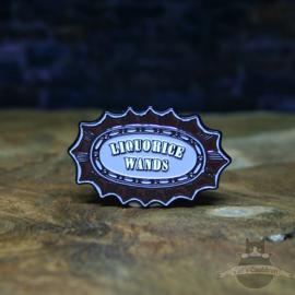 Harry Potter pin Liquorice Wands van Honeydukes