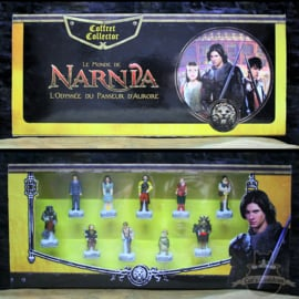 World of Narnia porcelain figure set in display box