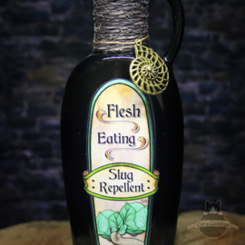 Hagrid's Flesh Eating Slug Repellent