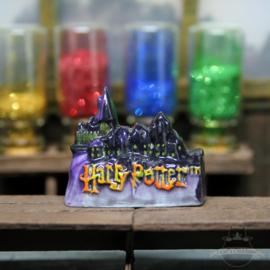 Hogwarts Kasteel beeldje Harry Potter Prisoner of Azkaban