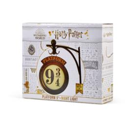 Harry Potter Platform 9 3/4 Wandlamp Officiële merchandise