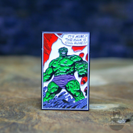 Der unglaubliche Hulk Pin Marvel Comics IT'S HIM!