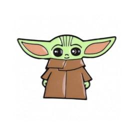 Star Wars The Mandalorian Baby Yoda Official Pin Badge