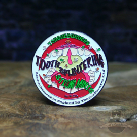 Harry Potter pin Honeydukes Tooth Splintering Strong Mints