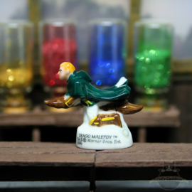 Draco Malfoy Quidditch figure from the Prisoner of Azkaban