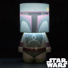 Star Wars Boba Fett LED Lampe Offizielles Merchandise