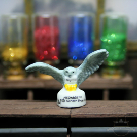 Hedwig figure from Harry Potter and the Prisoner of Azkaban