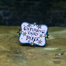 Harry Potter Pin Explosive Fairy Dust von Honigtopf