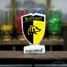 Hufflepuff wapenschild Harry Potter the Philosopher's Stone