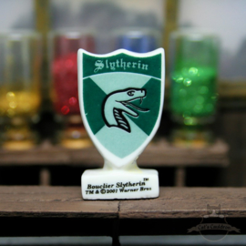 Slytherin house figure from Harry Potter the Philosopher's Stone