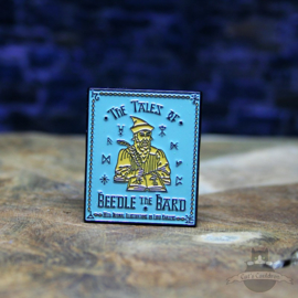 Harry Potter Flourish & Blotts Pin The Tales of Beedle the Bard