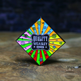 Harry Potter pin Quality Weasley Goods