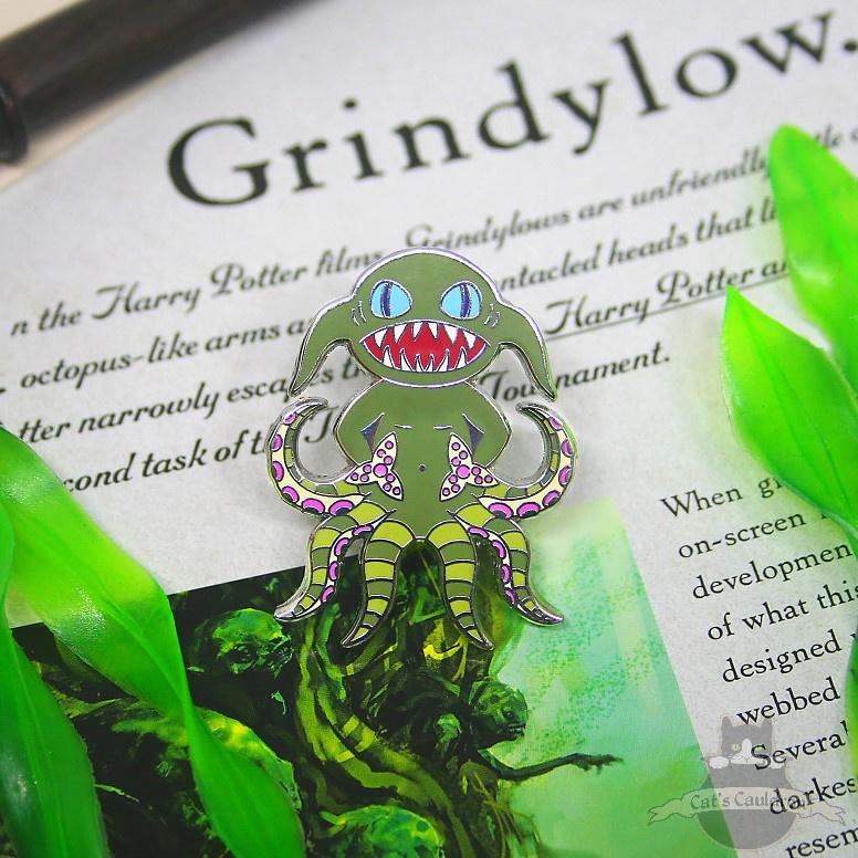 Grindeloh Pin