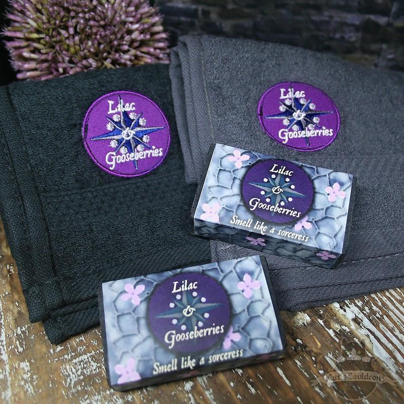 The Witcher Lilac & Gooseberries Seife Geschenkset