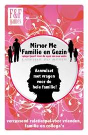 MirroMe, aanvulset Familie en gezin