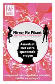 MirrorMe, aanvulset Pikant