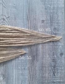 Lange Dreads Natuurkleur