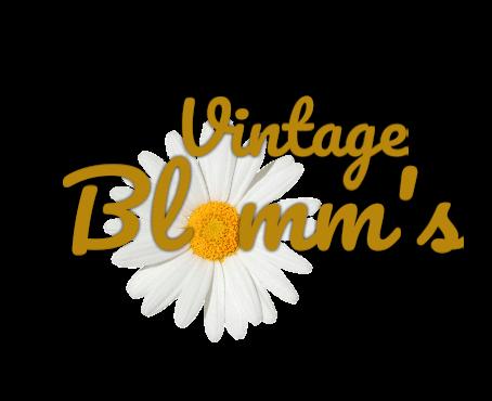 Vintage BloMM'S