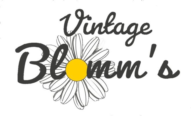 vintage blomm's 2
