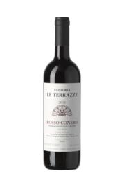 Fattoria Le Terrazze Rosso Conero DOC 2015 I 6 flessen