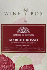 Fattoria Le Terrazze Marche Rosso I Bag in Box I 5 liter