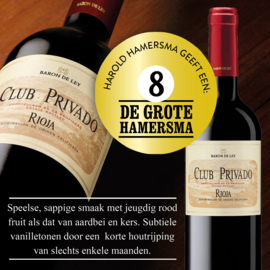 Baron de Ley Club Privado I 12 flessen