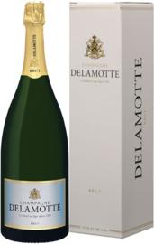 Delamotte Champagne Brut in cadeaudoos I 1 fles