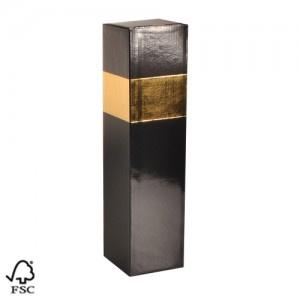Geschenkdooos Zwart/ Goud  I per stuk