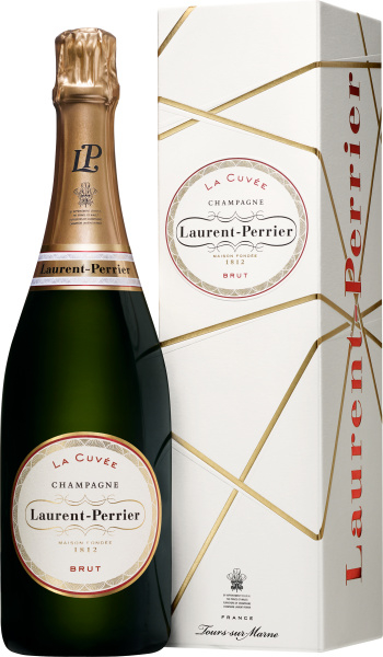 Laurent-Perrier Brut in cadeaudoos I 1 fles
