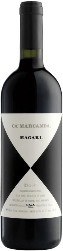 Gaja Ca'Marcanda Magari I 3 flessen