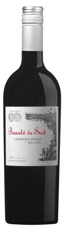 Beauté du Sud Cabernet-Syrah I 6 flessen
