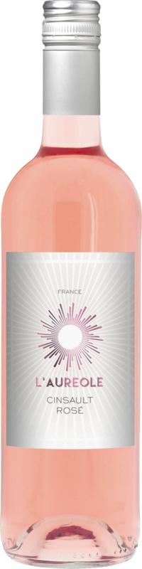 L'Auréole Rosé I 6 flessen
