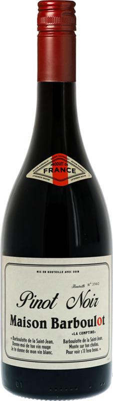 Maison Barboulot Pinot Noir I 6 flessen