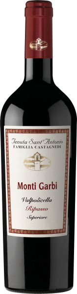 Tenuta Sant'Antonio Valpolicella Ripasso Monti Garbi  I 1 fles