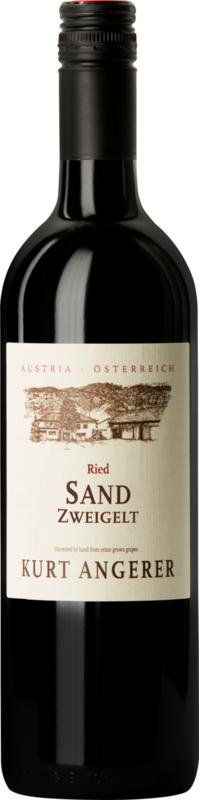 Kurt Angerer Zweigelt Ried Sand I 6 flessen