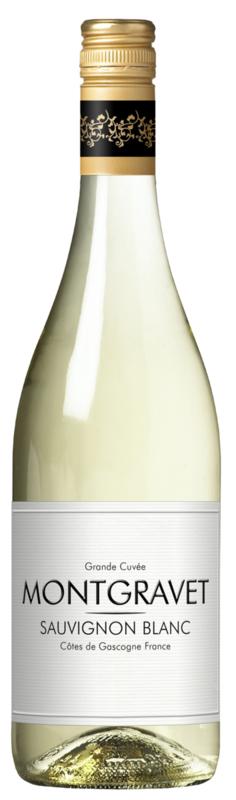Montgravet Sauvignon Blanc I 6 flessen