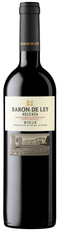 Barón de Ley Rioja Reserva I 1 fles