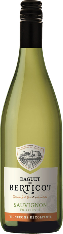 Daguet de Berticot Sauvignon Blanc I 6 flessen