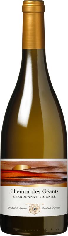 Chemin des Géants Chardonnay-Viognier I 6 flessen
