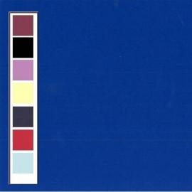 Linnenkarton - Vierkant - Ultramarijn  39