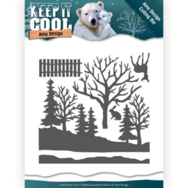 Dies - Amy Design - Keep it Cool - Cool Forest   ADD10160