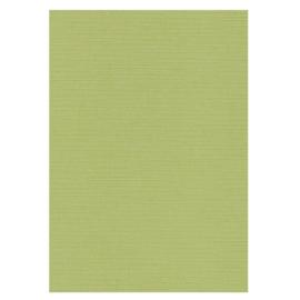 Linen Cardstock - A4 - Avocado Green BLKG-A454