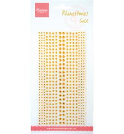 CA3155 - Rhine stones Gold